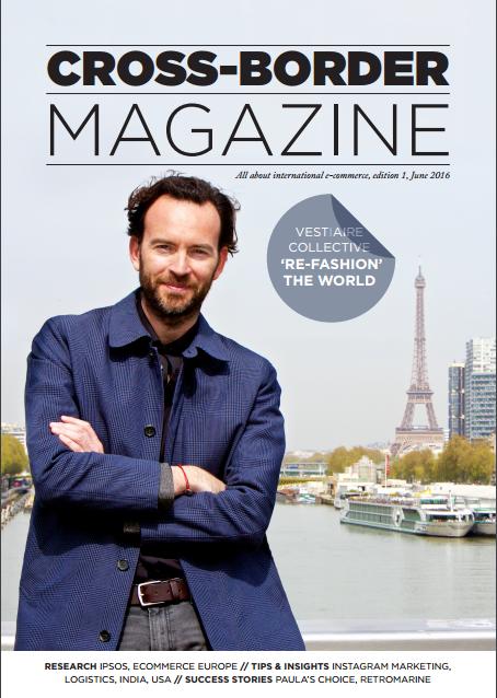Eine neue Fachzeitschrift über Cross-Border E-Commerce!