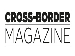 Proud to present....the Cross-Border Magazine