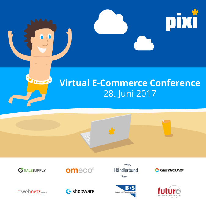 Virtual E-Commerce Conference am 28. Juni 2017