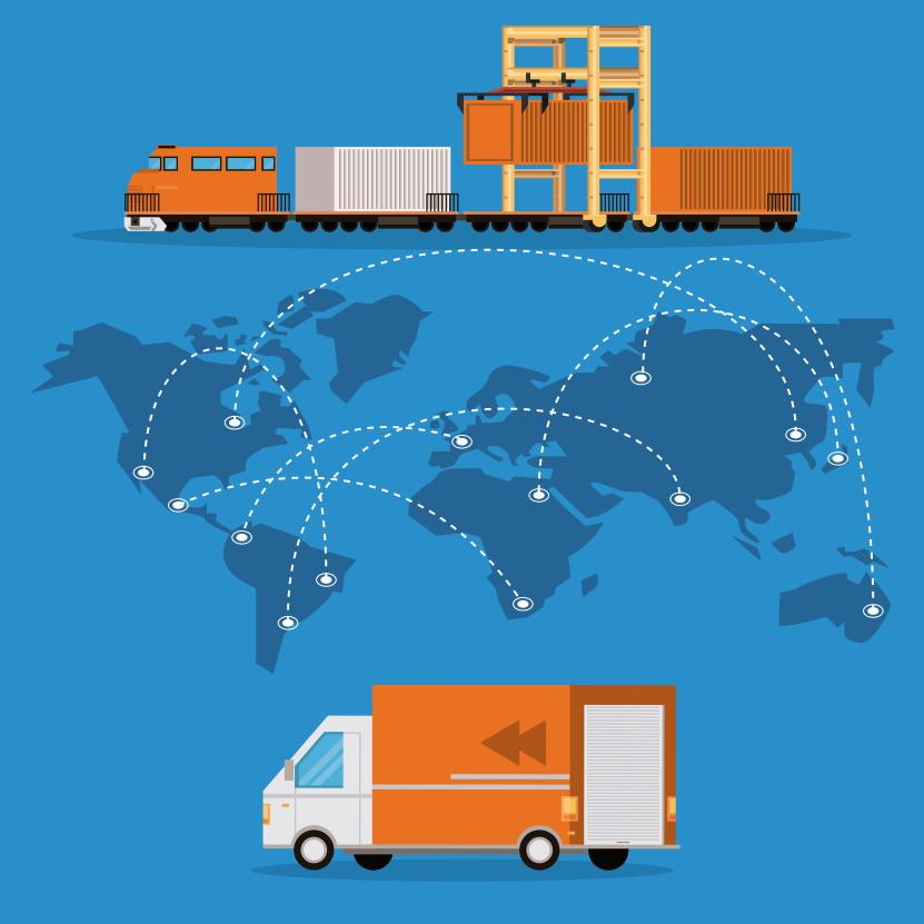 Logistyka w handlu zagranicznym