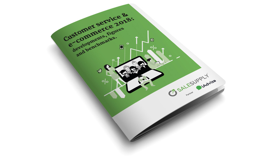 Read all about e-commerce customer service in our Customer Service 2018: An Overview of Trends, Numbers and Benchmarks