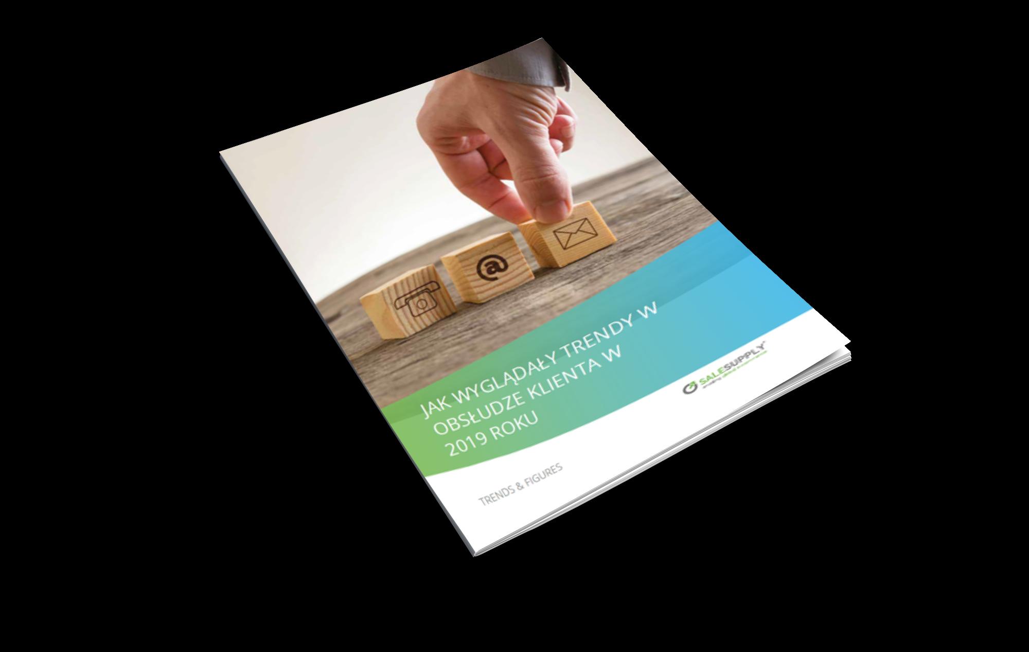 Raport o obsłudze Klienta w 2019 roku