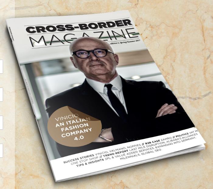 ¿Ya tiene la nueva edición de la Cross Border Magazine?